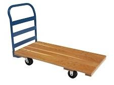 Platform - Wood Deck