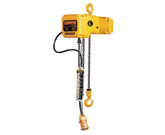 HEAVY DUTY SINGLE PHASE HOIST